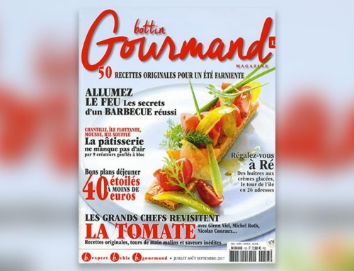 Bottin Gourmand n°2238 – 08/2017