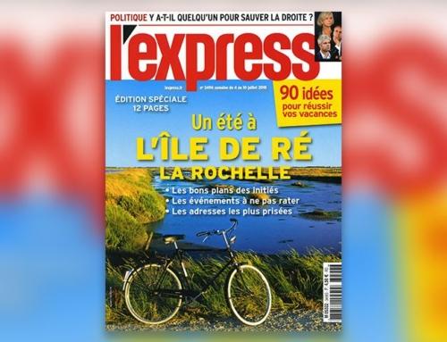 L'Express n°3496 – 07/2018