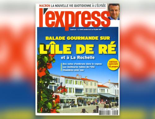 L'Express n°3445 du 12/07/2017