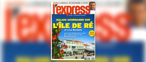 Le Tout du Cru dans l'Express