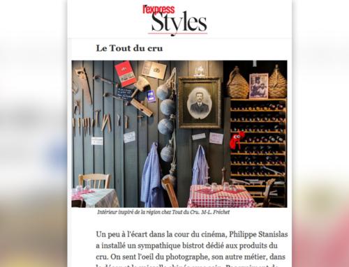 L'Express Styles – 07/18