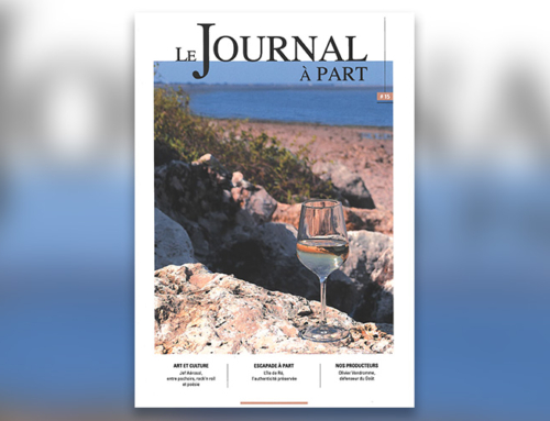 Le Journal à Part n°15 – 01/19