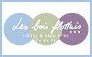 """Hôtel """"Les Bois Flottais"""" *** au Bois-Plage"""
