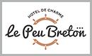 """Hôtel """"Le Peu Breton"""" *** à Sainte-Marie"""