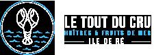 Le Tout du Cru – ile de Ré – La Rochelle Logo